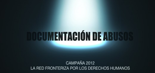 Visual for powerpoints for documentation campaign 2012