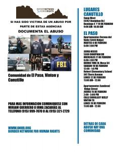 Poster abusos Miriam e Irma Zacarias