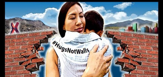 Hugs Not Walls
