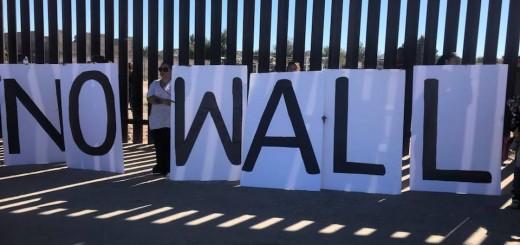 no wall