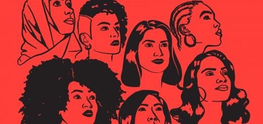 graphic movement mujeres